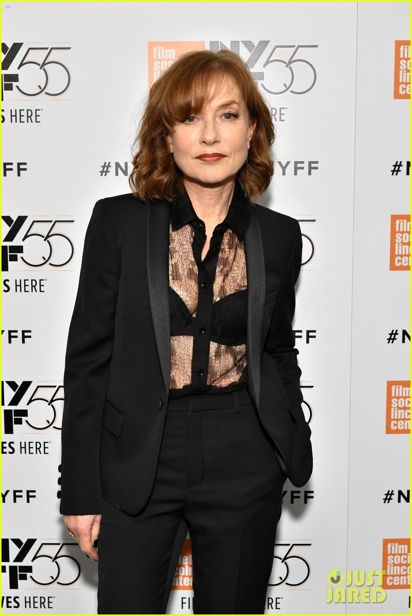 isabelle huppert premieres mrs hyde in nyc 043966311