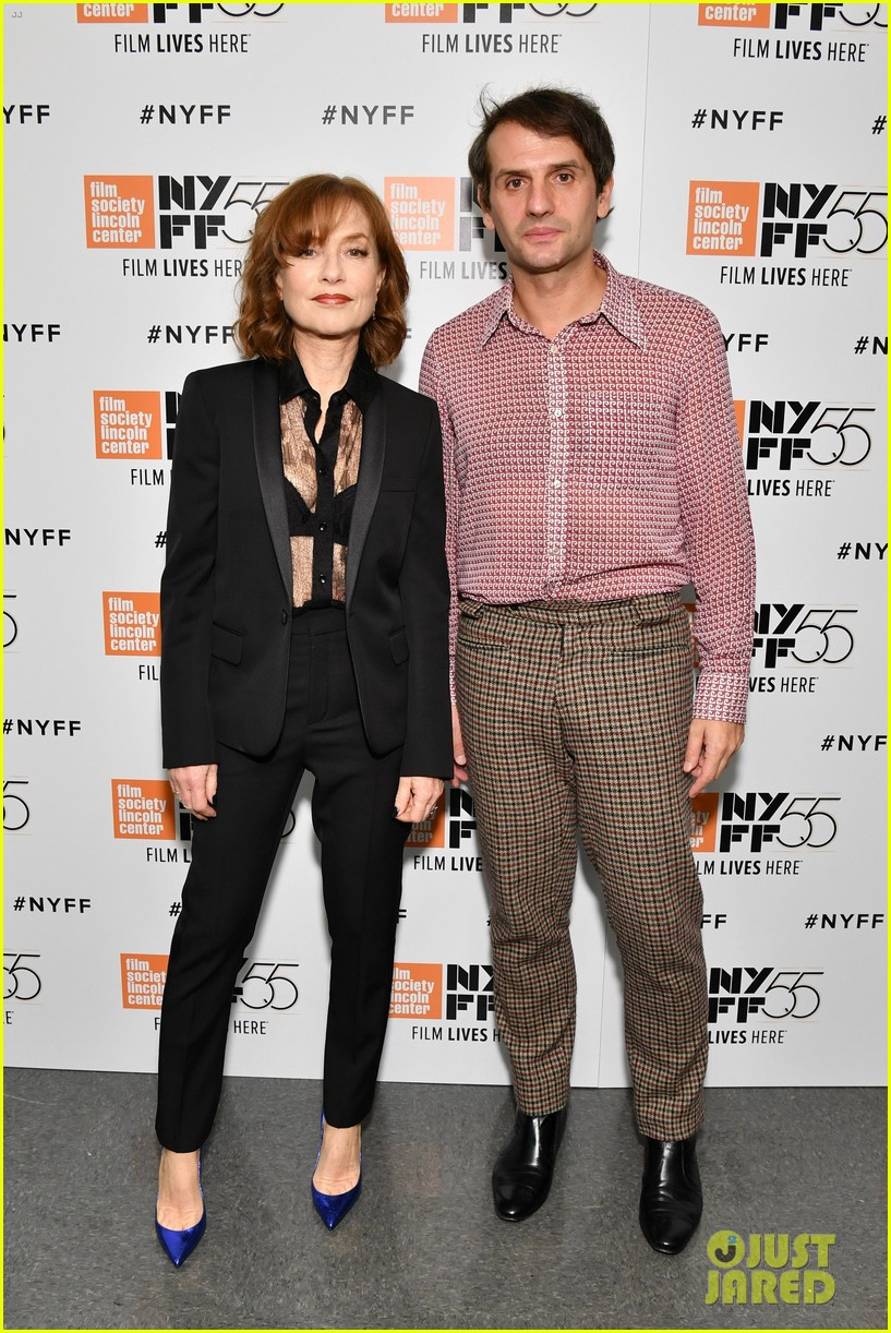 isabelle huppert premieres mrs hyde in nyc 053966312