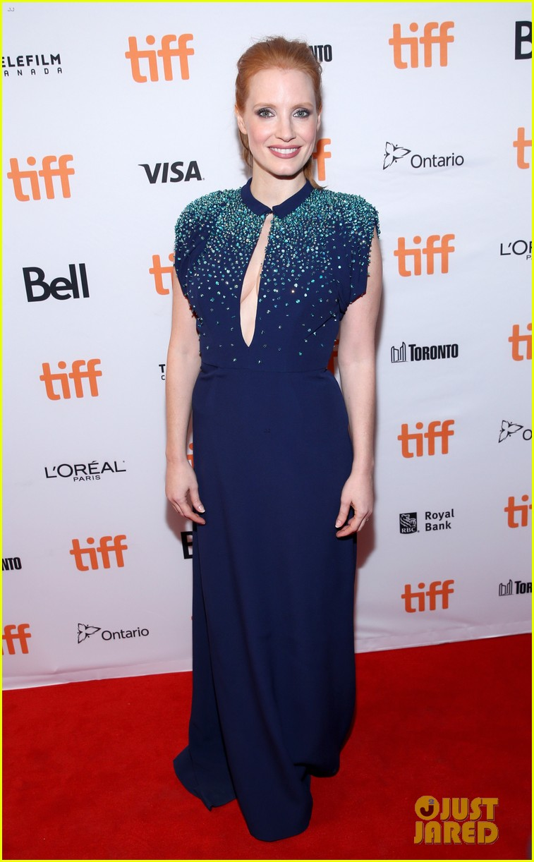 jessica chastain premieres mollys game tiff 013953176