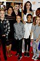 angelina jolie brings kids red carpet tiff 02