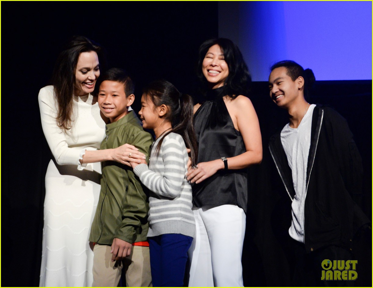 angelina jolies six kids look so grown up at telluride film fest 053949766