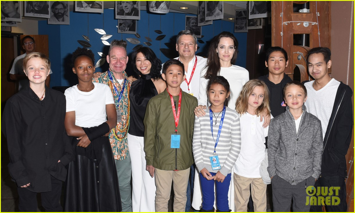 angelina jolies six kids look so grown up at telluride film fest 073949768
