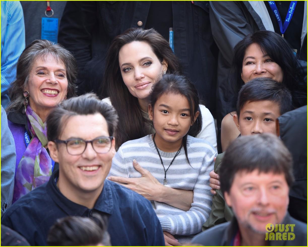 angelina jolies six kids look so grown up at telluride film fest 203949781