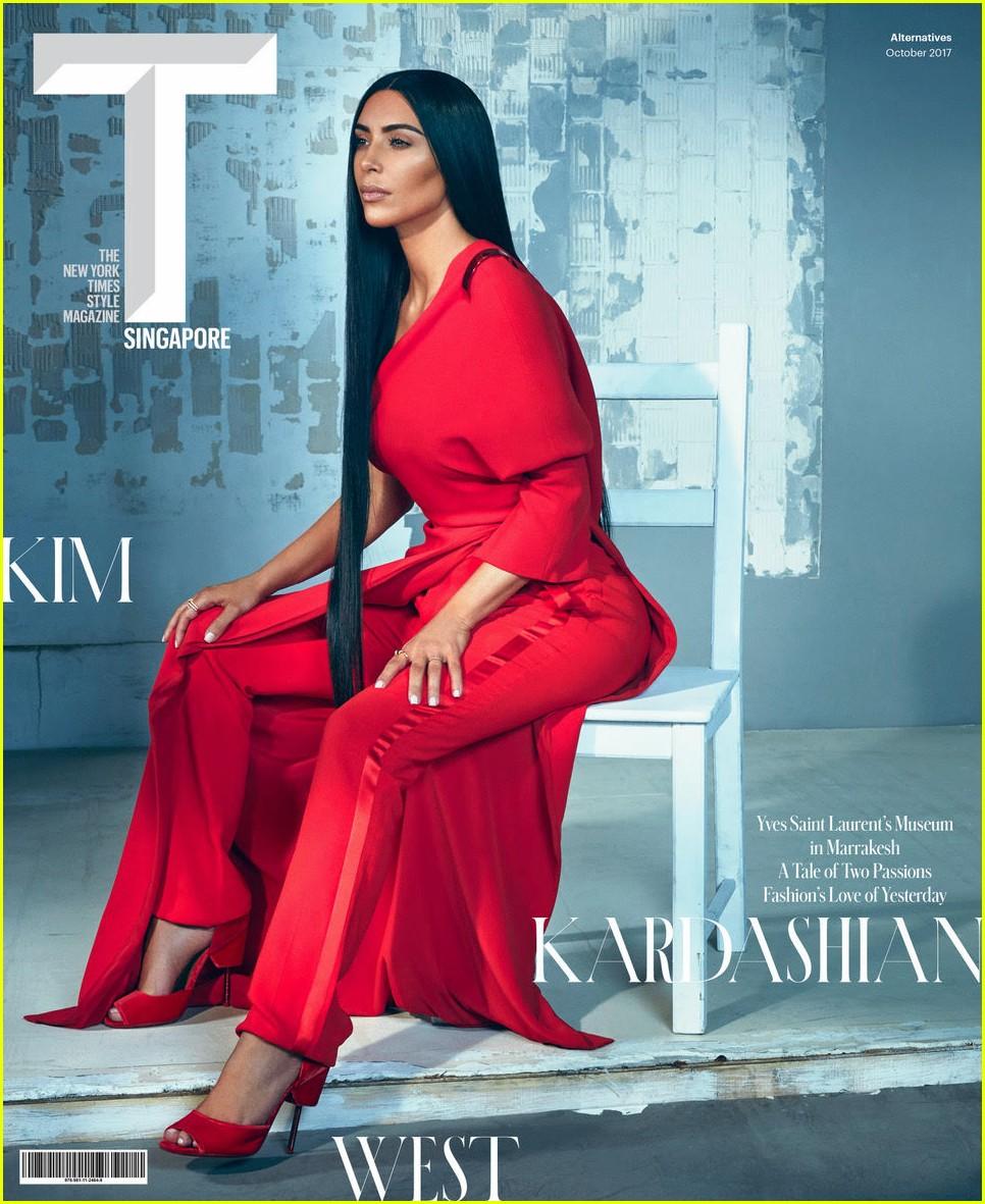 kim kardashian t magazine singapore 043964243