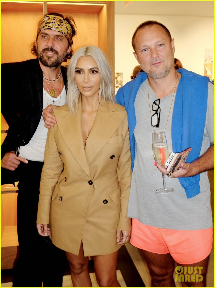 kim kardashian wears a blazer dress vivienne westwood 023952193