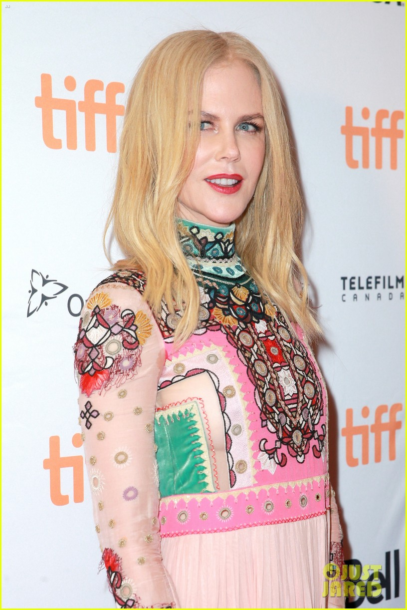 nicole kidman colin farrell premiere the killing of a sacred deer at tiff 033953921