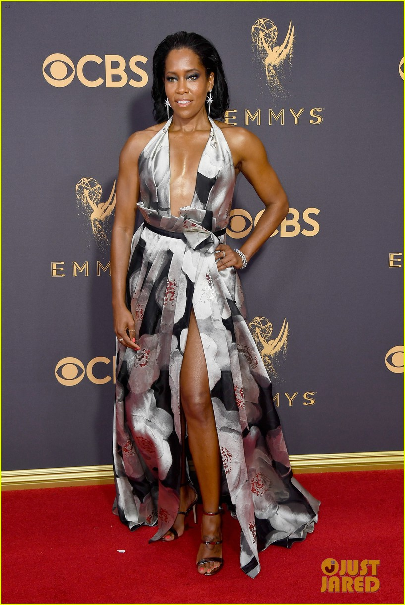 regina king edie falco step out in style for emmys 2017 073959706
