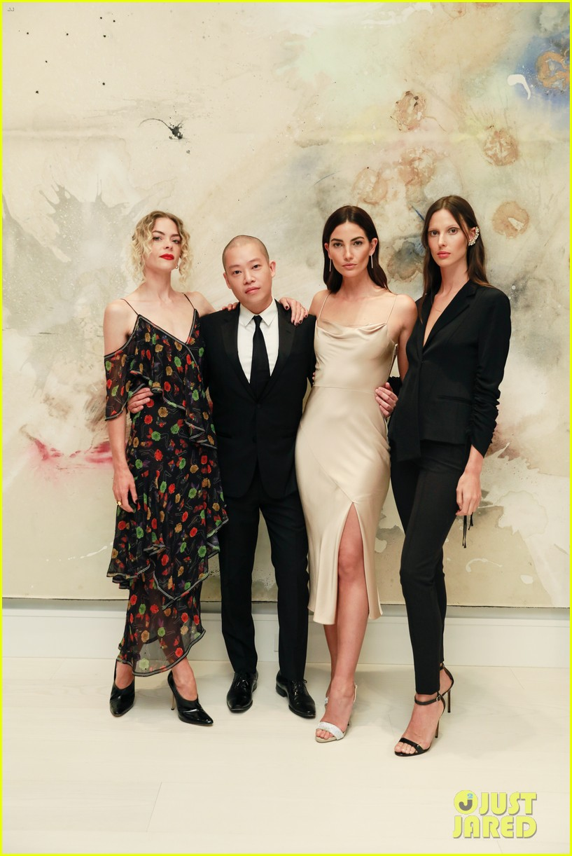 lily aldridge kate bosworth jaime king celebrate jason wu new fragrance 053953869