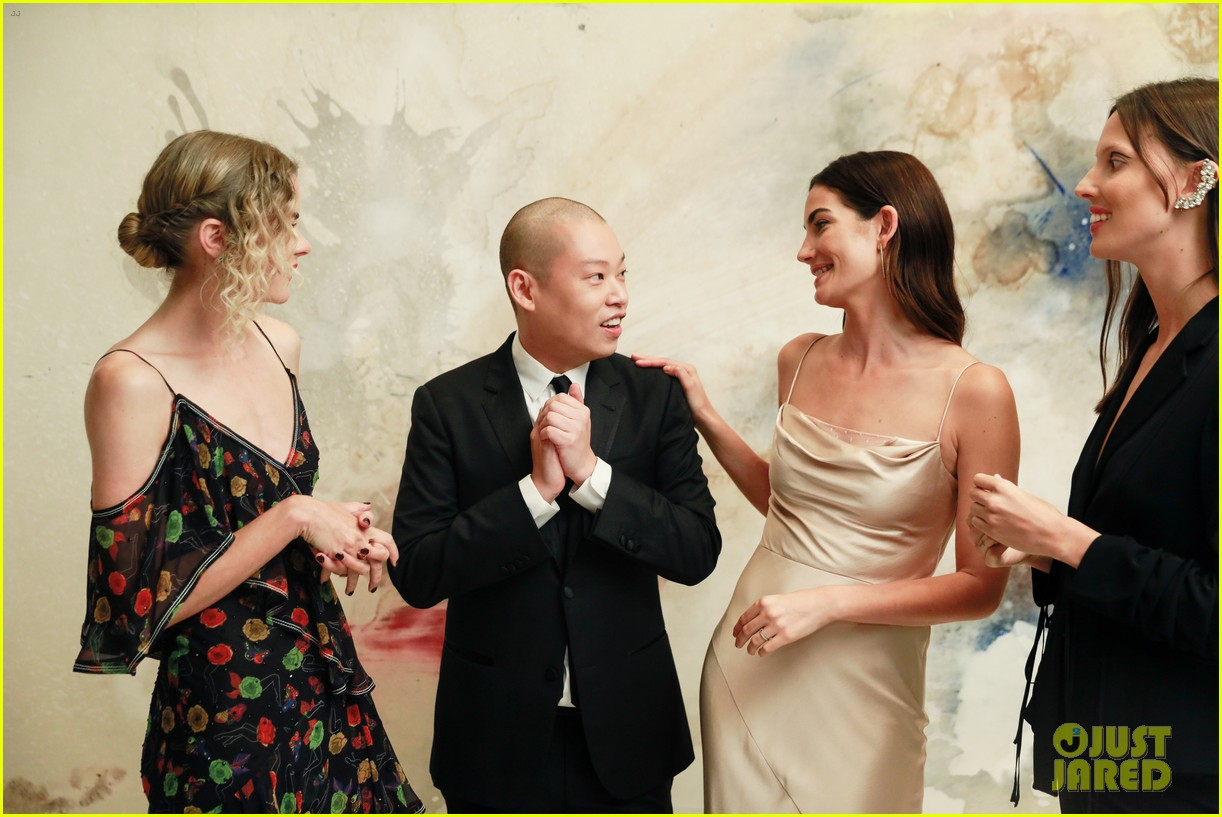 lily aldridge kate bosworth jaime king celebrate jason wu new fragrance 063953870