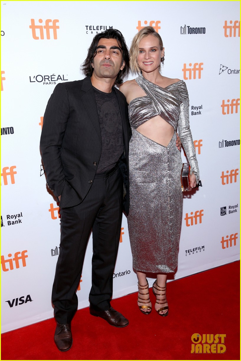 diane kruger shimmers shines at in the fade tiff premiere 033956046