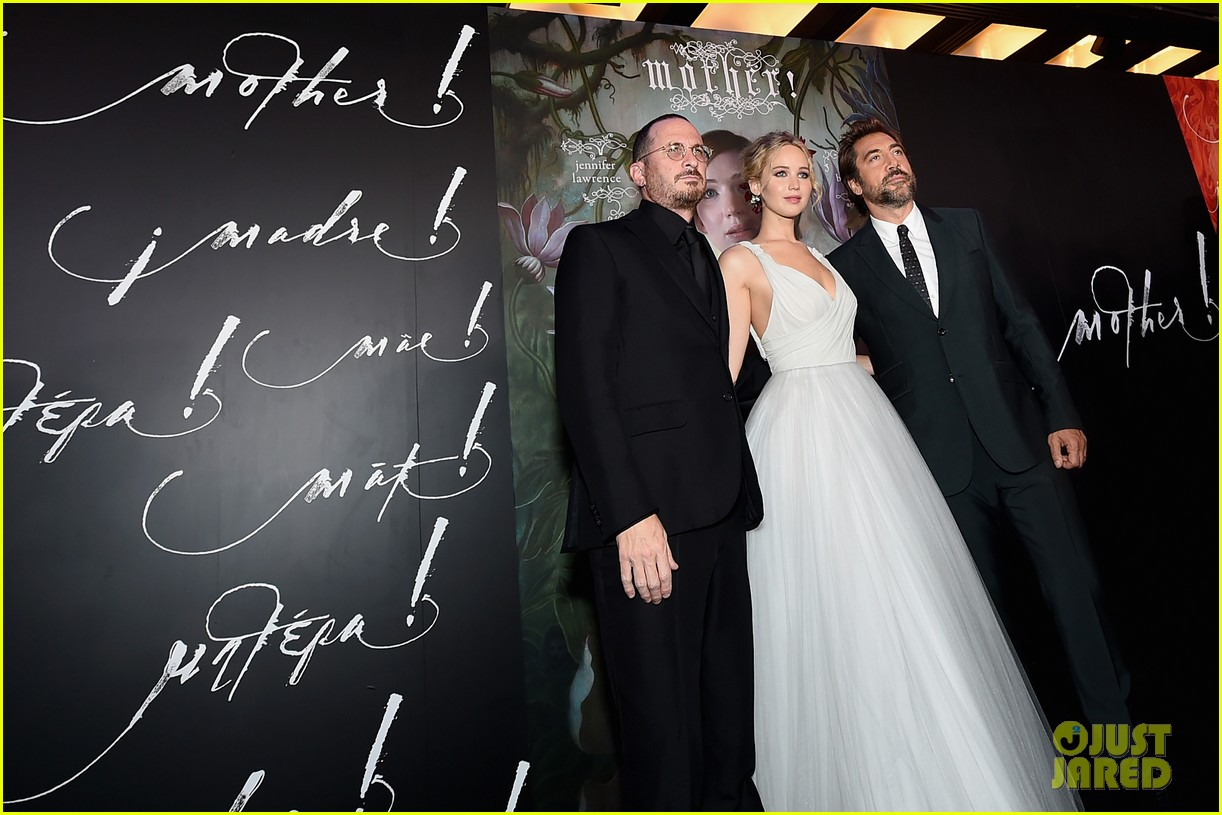 jennifer lawrence darren aronofsky mother nyc premiere 113956793