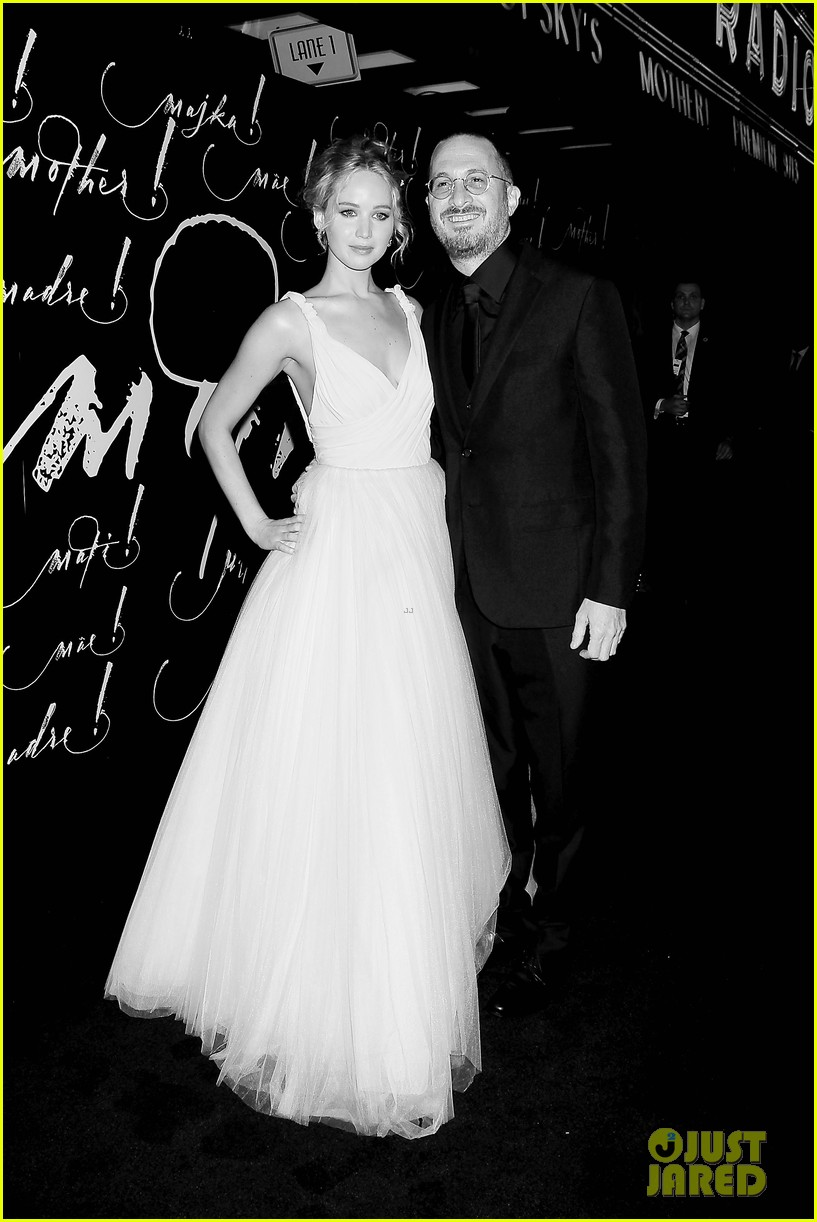 jennifer lawrence darren aronofsky mother nyc premiere 233956805