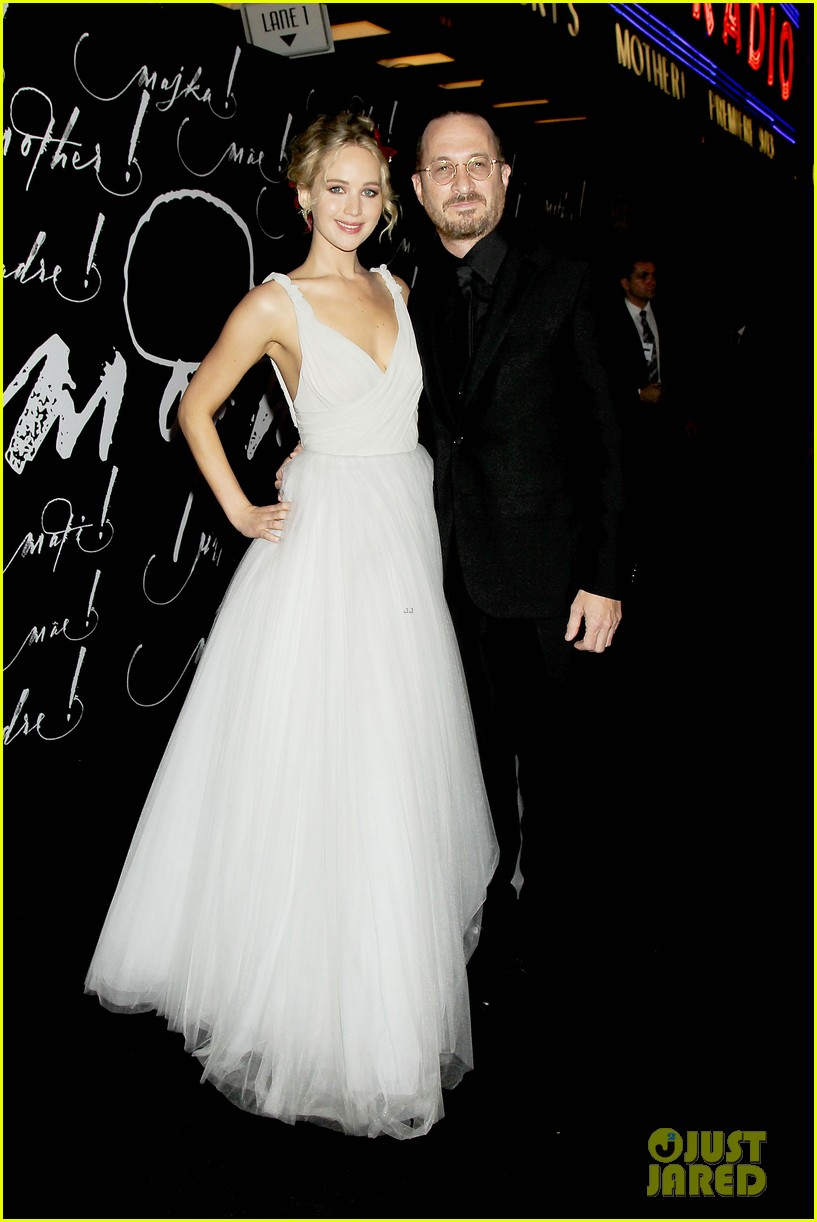 jennifer lawrence darren aronofsky mother nyc premiere 243956806