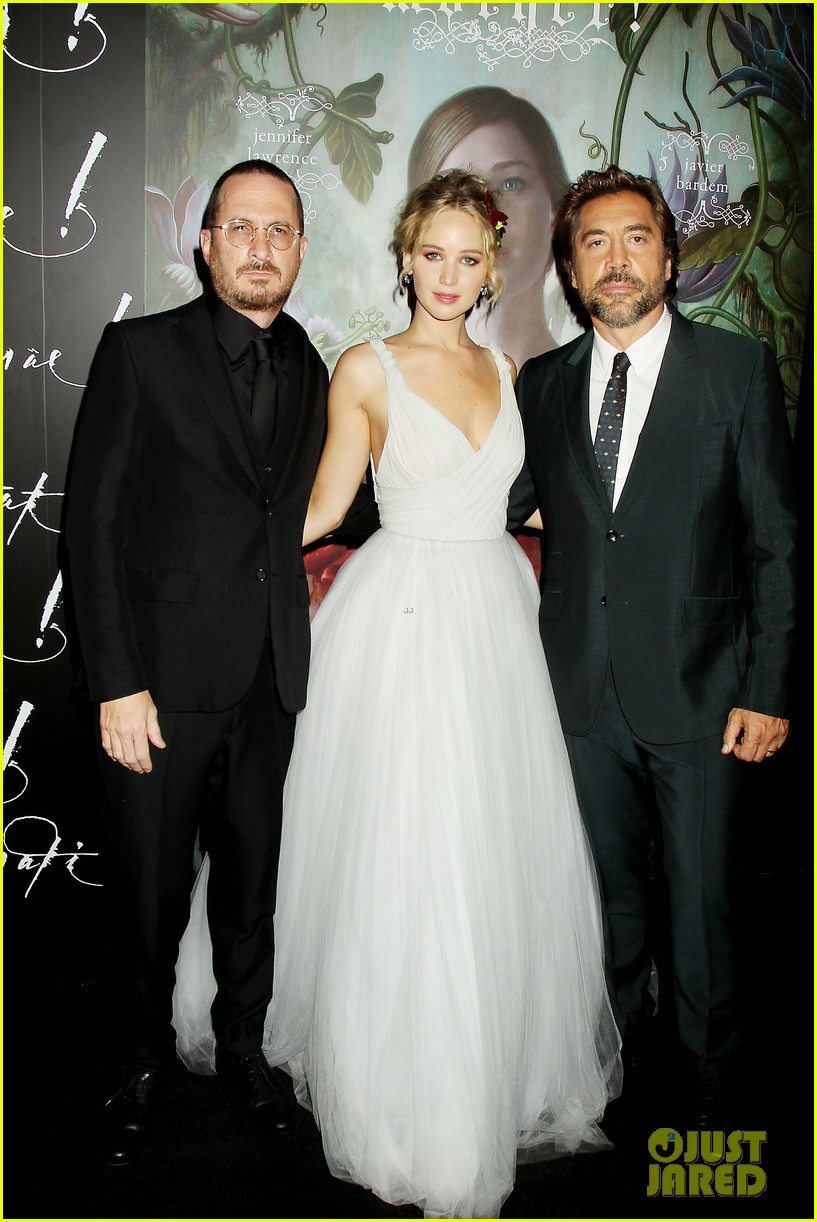 jennifer lawrence darren aronofsky mother nyc premiere 273956809