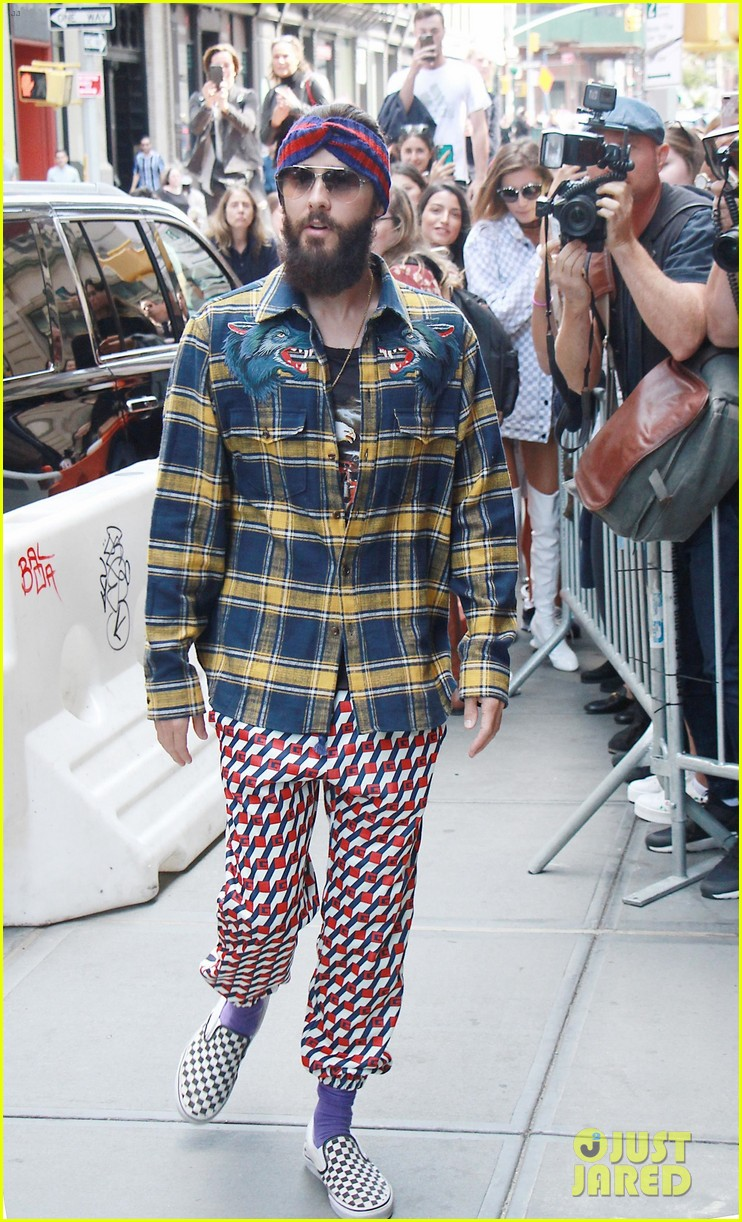 jared leto lunch at balthazar 013954876