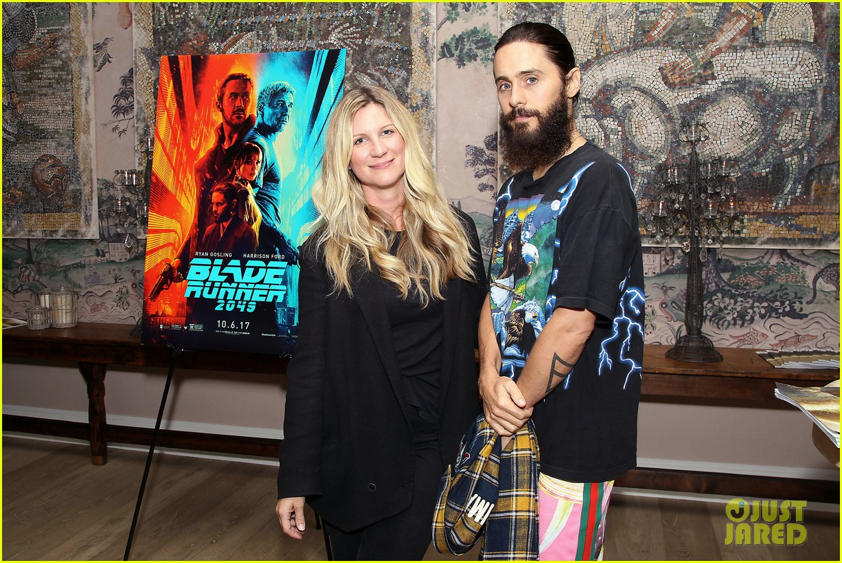 jared leto attends blade runner 2049  screening in nyc 053965037