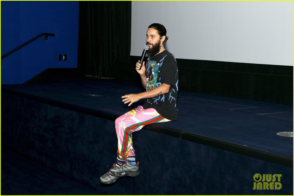 jared leto attends blade runner 2049  screening in nyc 183965050