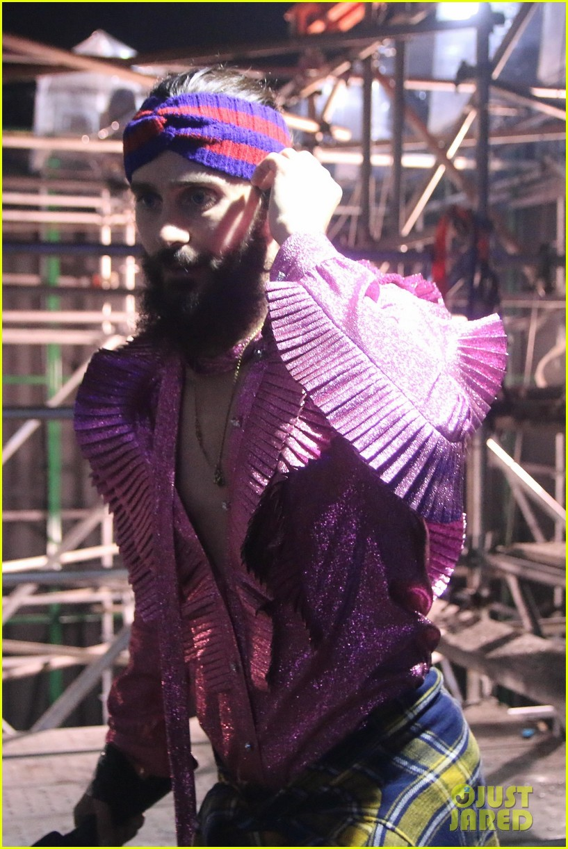 jared leto sparkles on stage at rock in rio music festival 2017 013963958