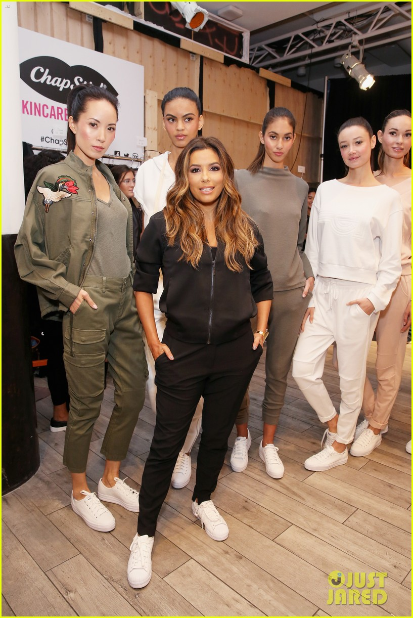 eva longoria debuts her new fashion collection at nyfw 153956625