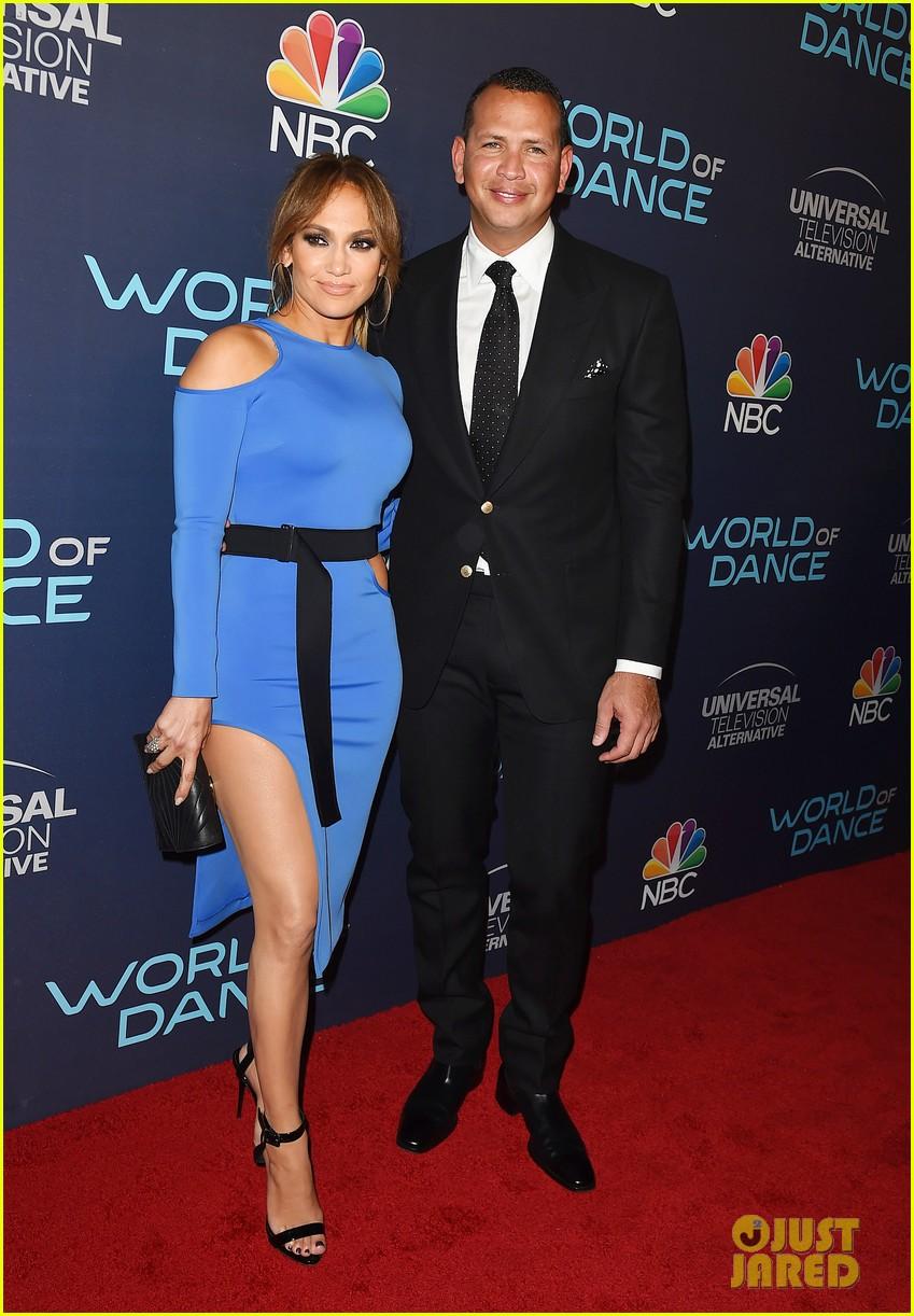 jennifer lopez alex rodriguez couple up at world of dance event 103961182