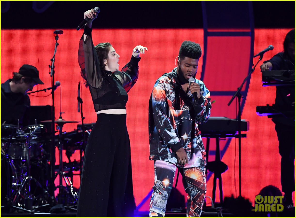 lorde brings special guests to iheartradio music festival 153963172