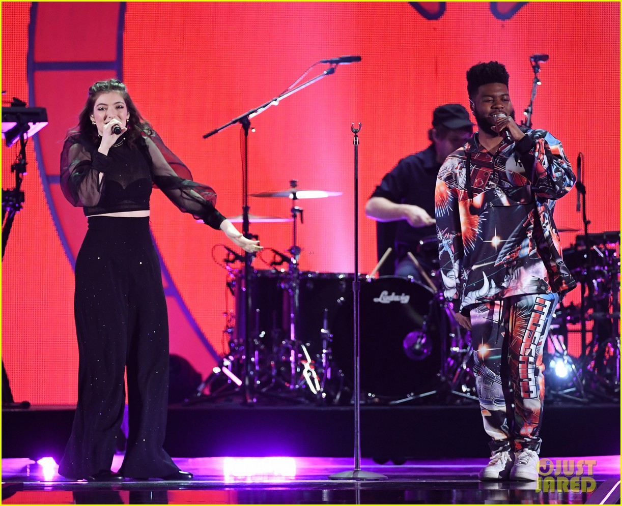 lorde brings special guests to iheartradio music festival 163963173