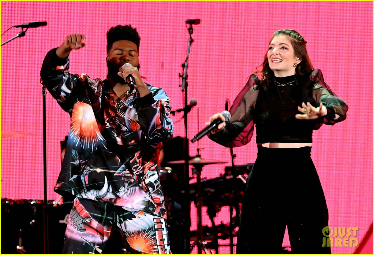 lorde brings special guests to iheartradio music festival 173963174