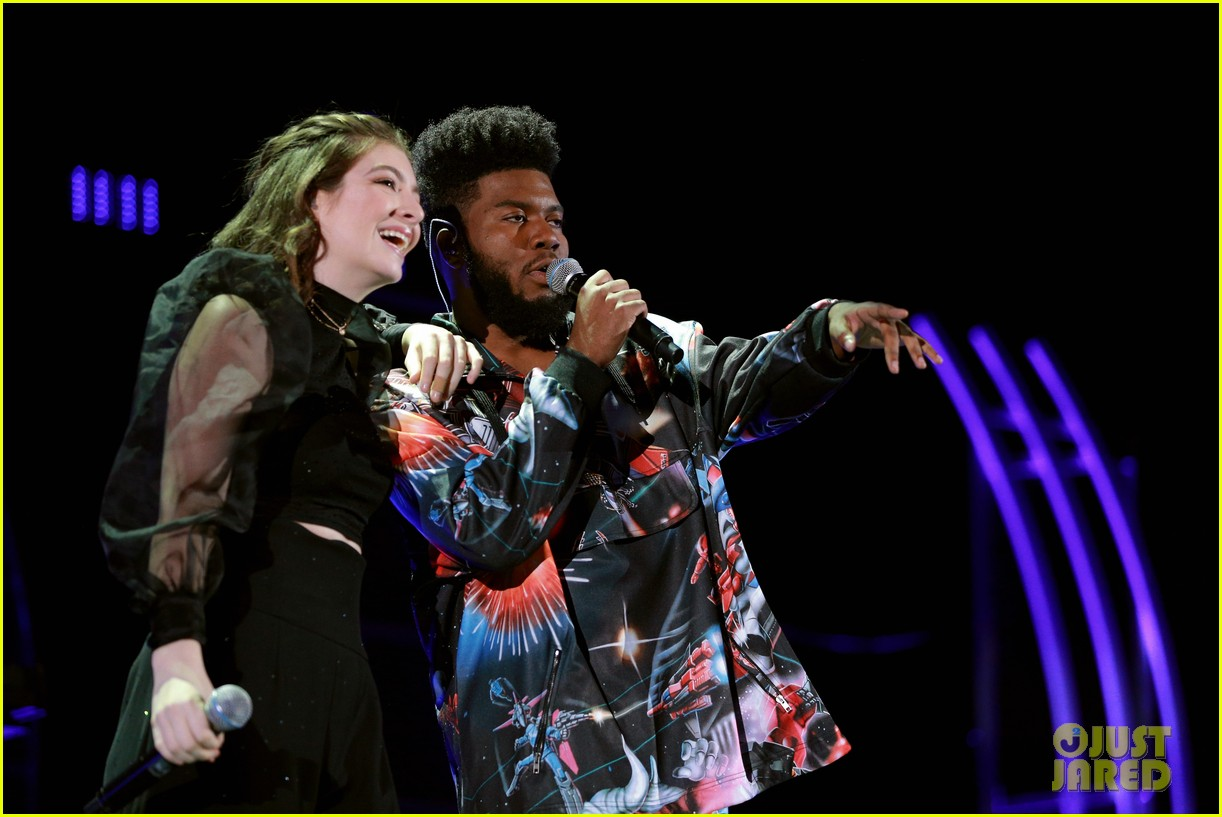 lorde brings special guests to iheartradio music festival 223963179