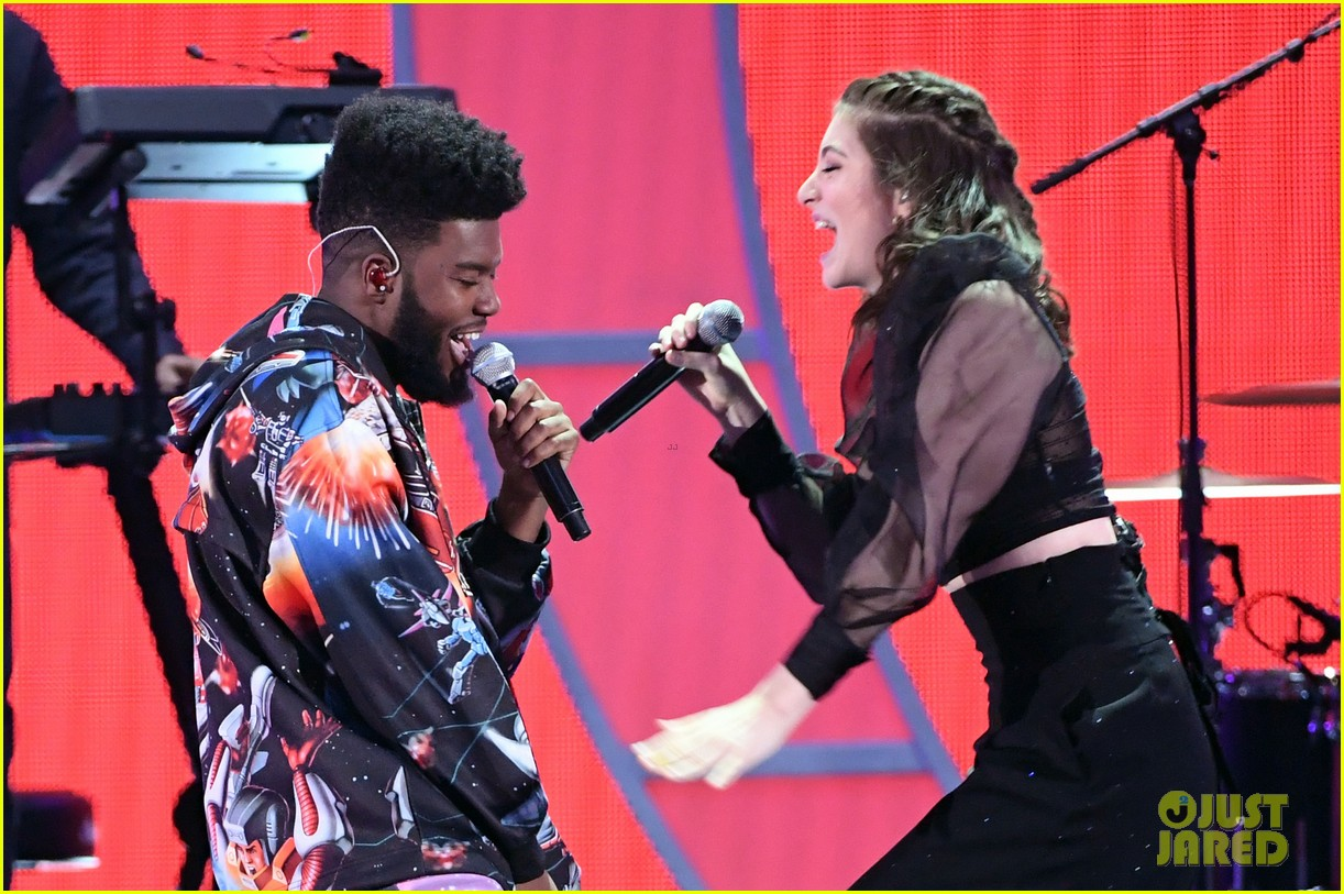 lorde brings special guests to iheartradio music festival 233963180