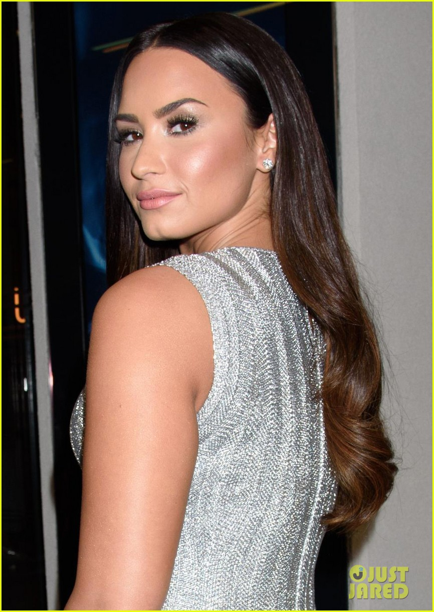 demi lovato dazzles at global citizen event in nyc 033962320