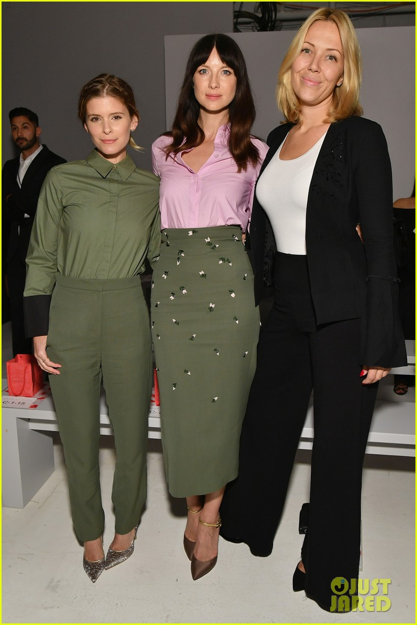 kate mara caitriona balfe kick off nyfw with noon by noor 033952213