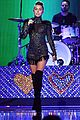 miley cyrus sparkles on stage at iheartradio music festival. 05