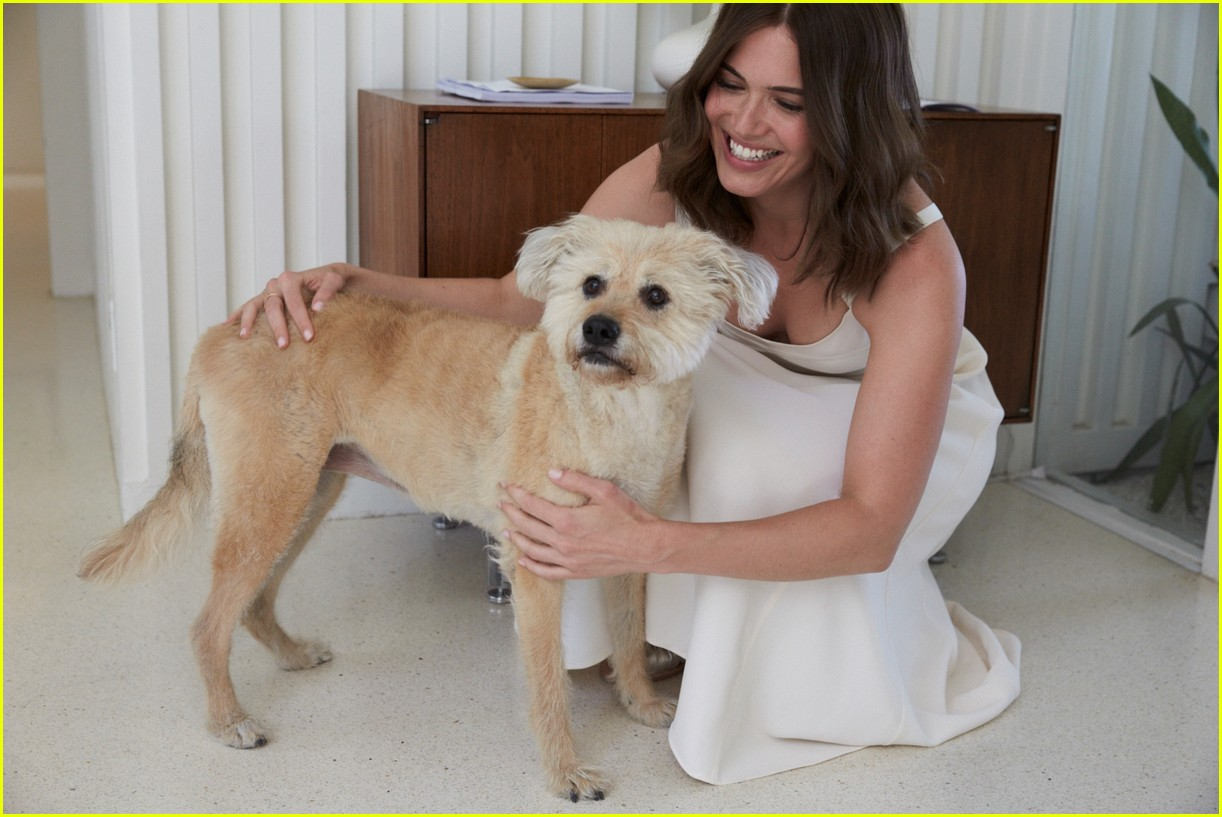 mandy moore is the new face of garnier 063957142