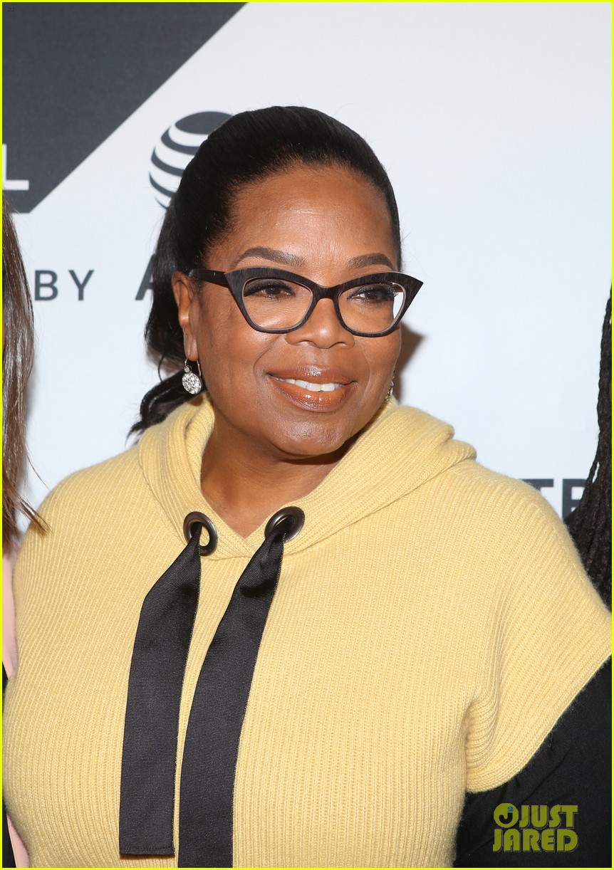 oprah winfrey reveals the one question 033963778