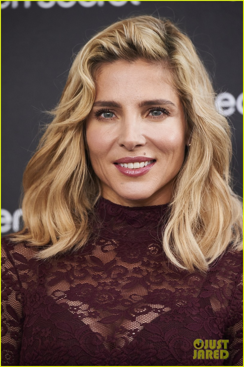 elsa pataky goes sheer for womensecret new campaign launch in madrid 153961514