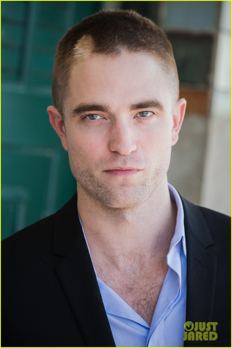 robert pattinson debuts new buzz cut at deauville film fest 263949405
