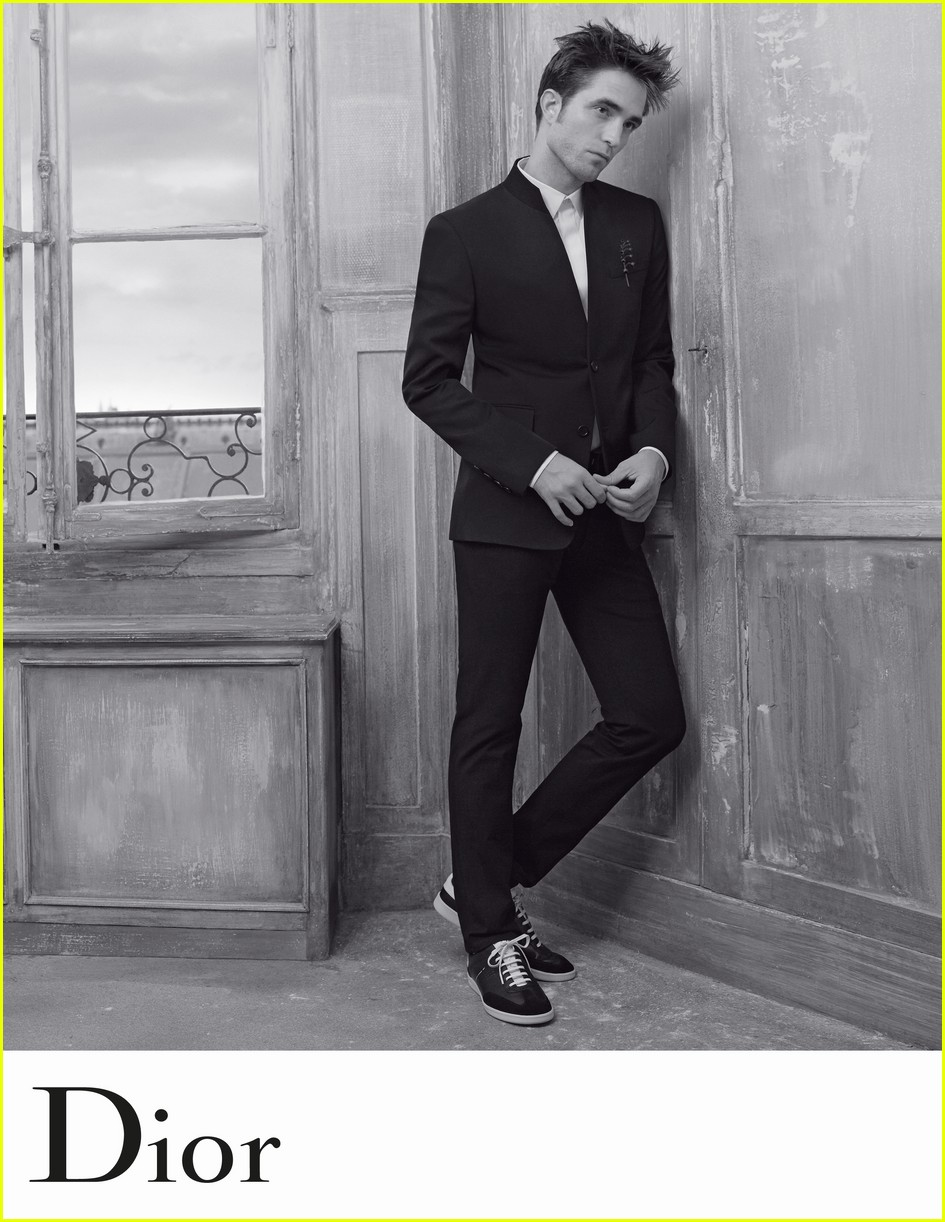 robert pattinson dior homme 02