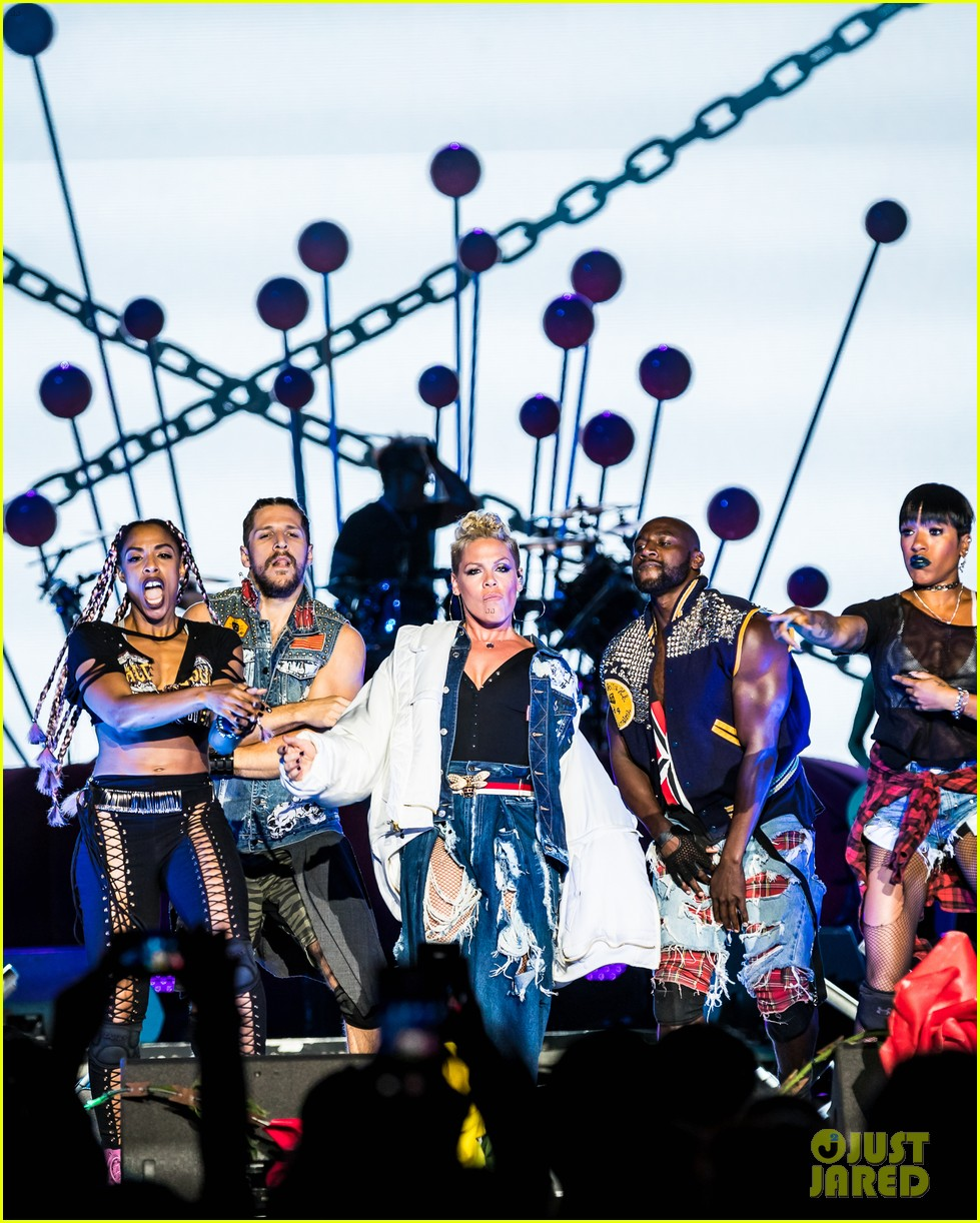 pink brings daughter willow to kaaboo music fest 013960678