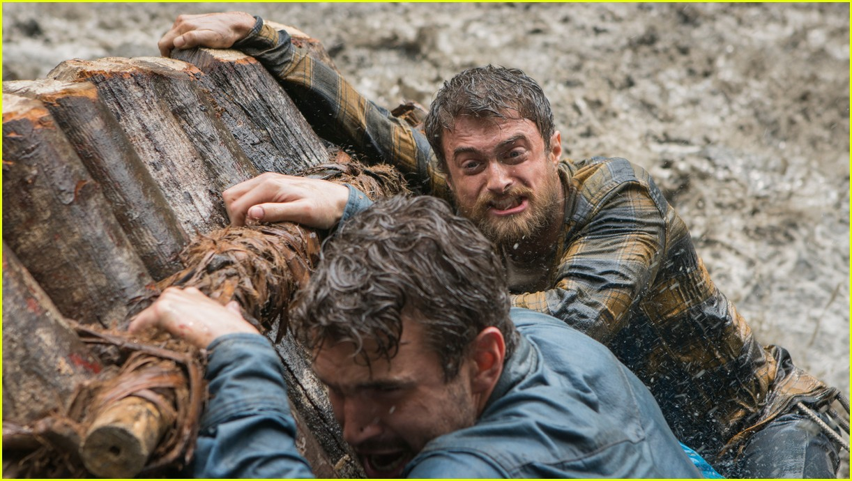 daniel radcliffe fights for survival in jungle trailer watch now 023952849