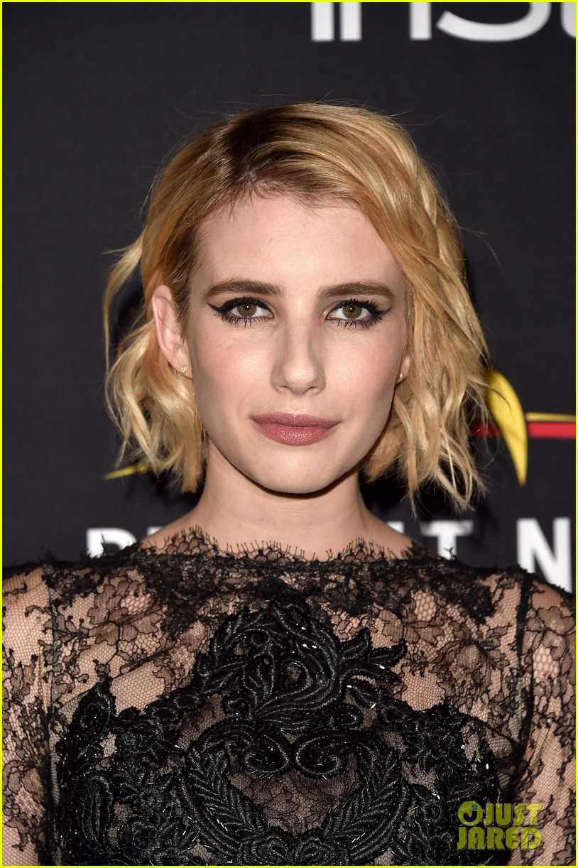 emma roberts zachary quinto tiff party 073954176