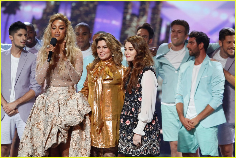 shania twain mandy harvey americas got talent finale 043961742