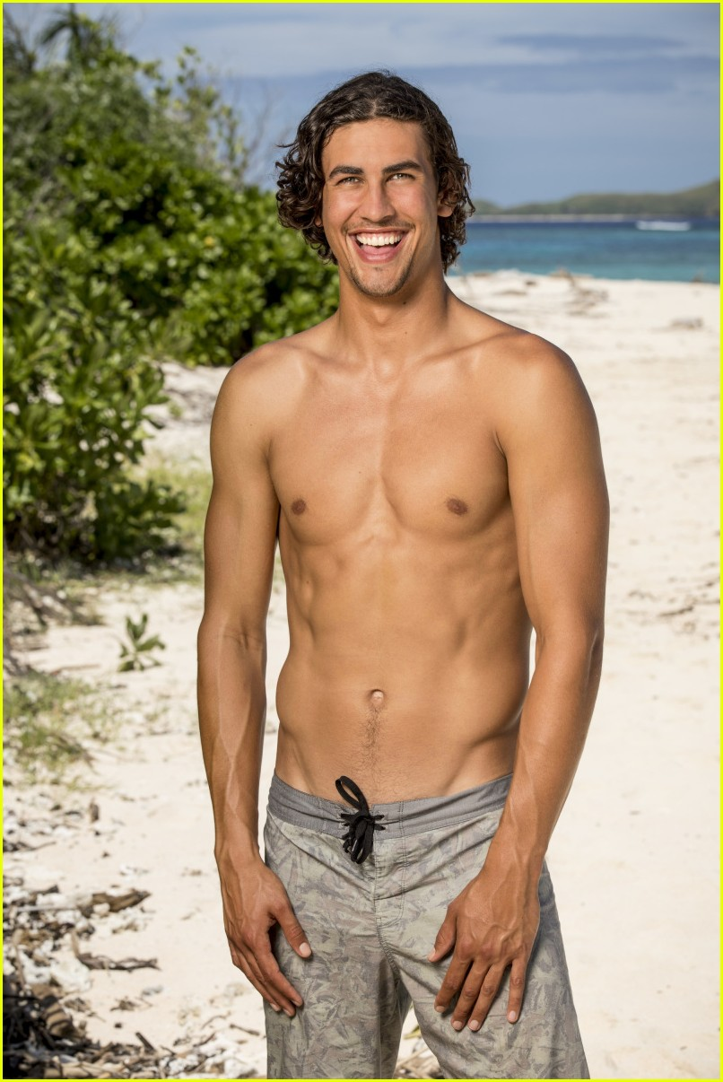 survivor fall 2017 who is the hottest guy 053965850
