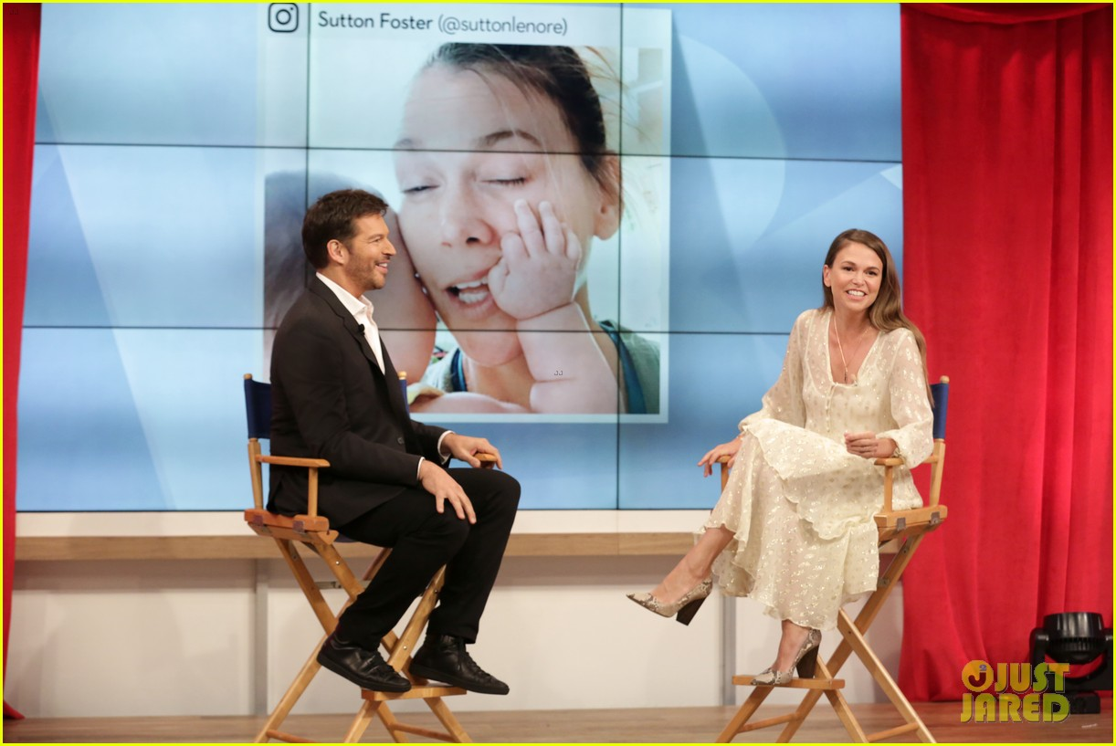 sutton foster discusses becoming a mother 013956129