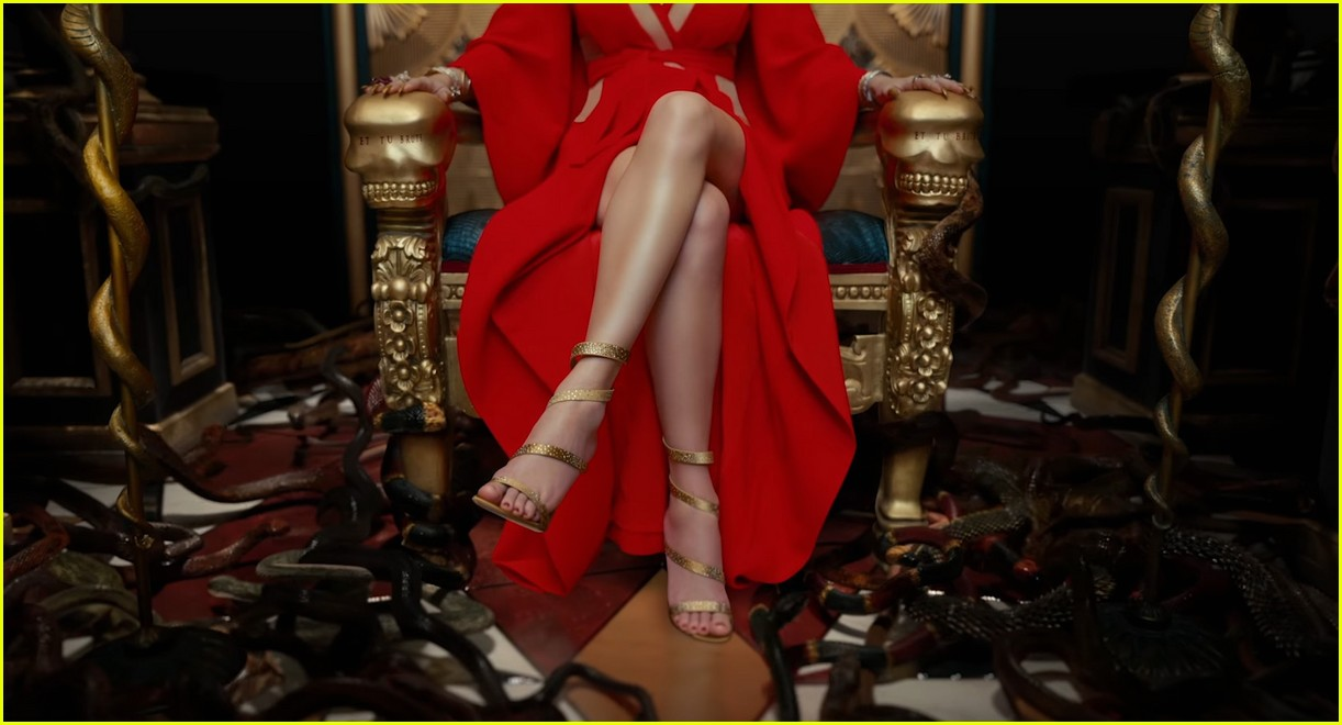 taylor swift look what you made me do video stills 123951992
