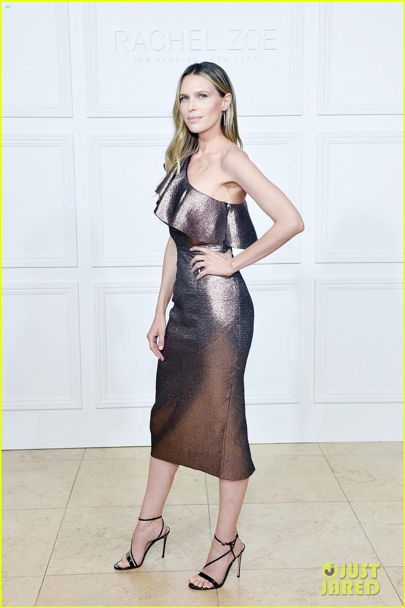 chrissy teigen rachel zoe matching dresses 253950972