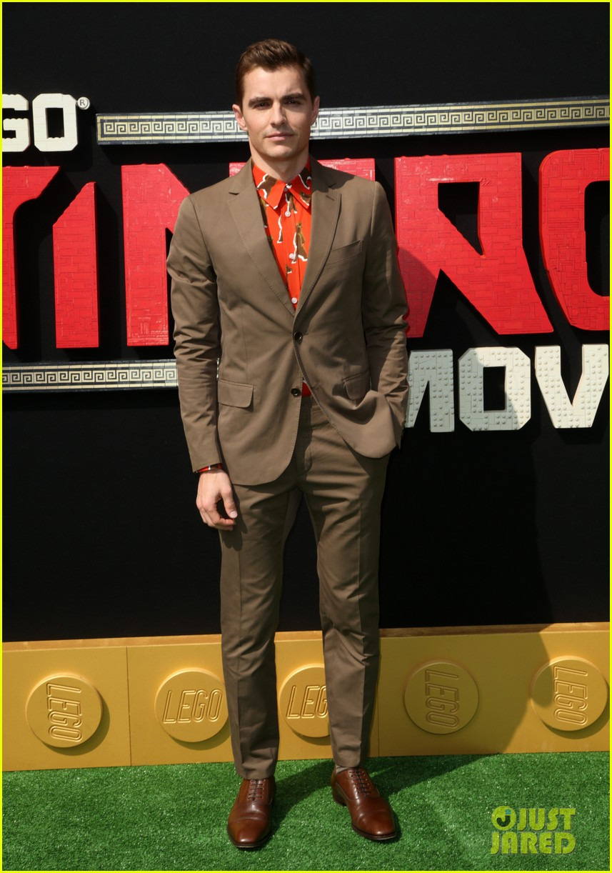 justin theroux olivia munn lego ninjago premiere 203958393