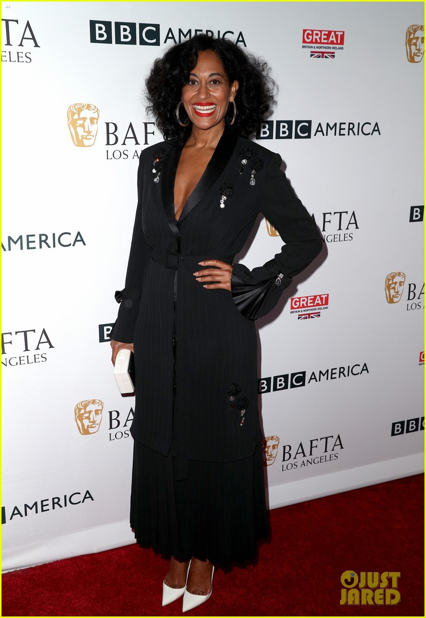 tracee ellis ross transparent cast bafta tea party 013958706