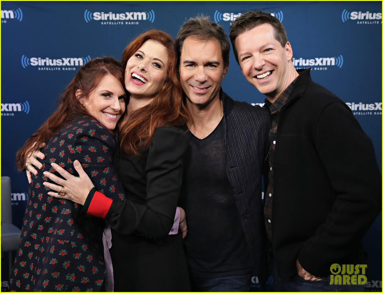 will and grace cast siriusxm 023964258