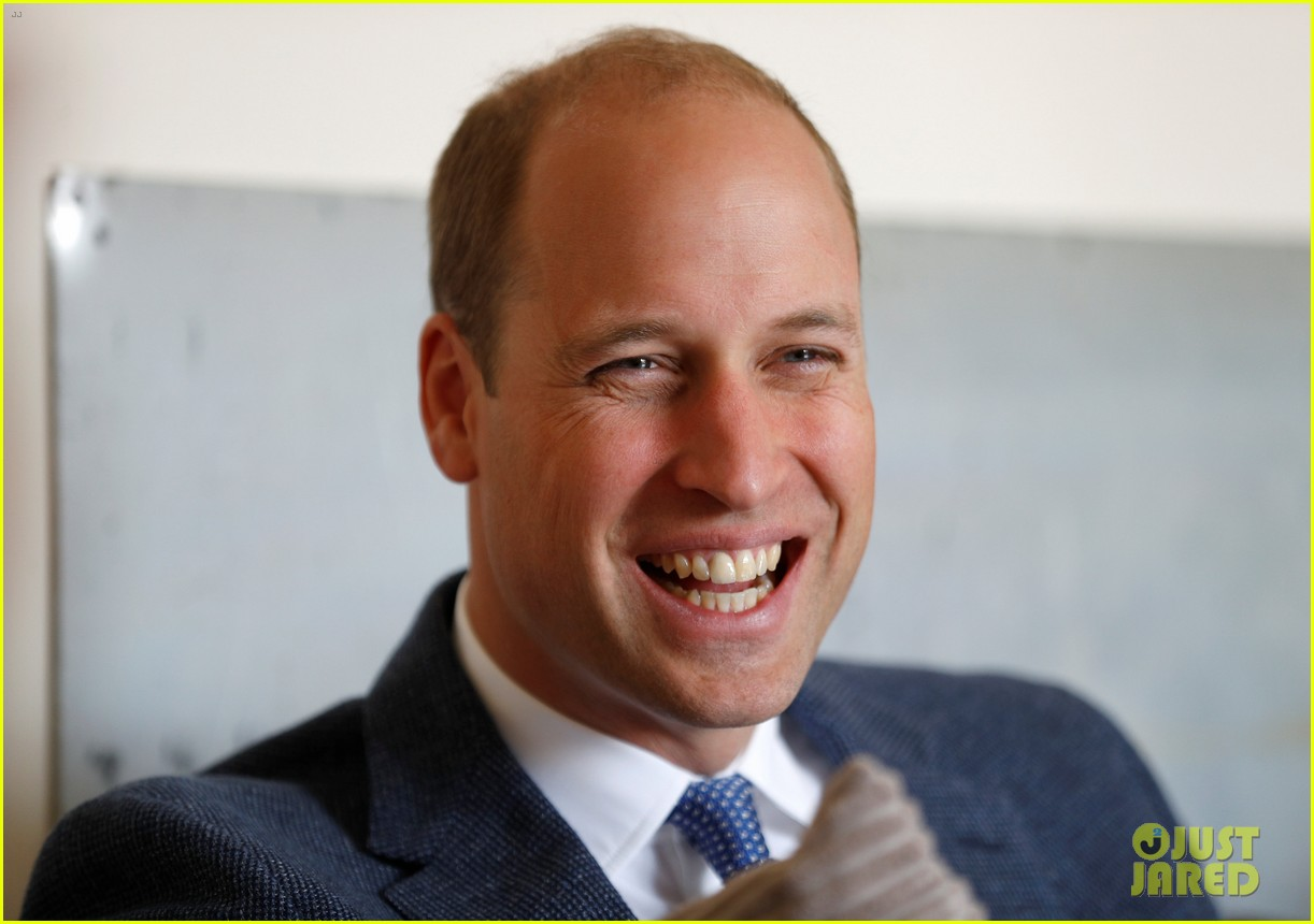 prince william jokes about hair 013960757