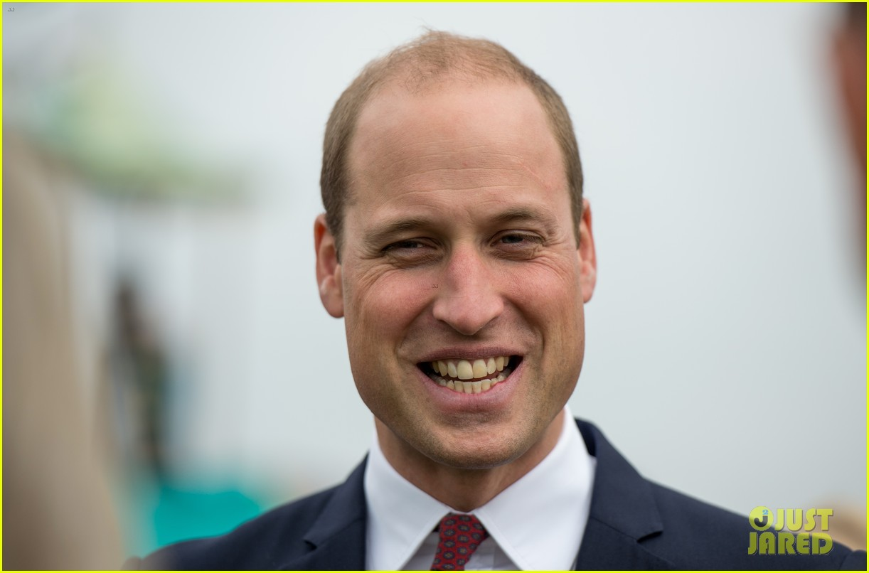 princes william harry make appearances on separate sides of the pond 033965125